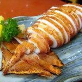 ปลาหมึกย่างซีอิ๊ว (ภาพนี้จากอินเทอร์เน็ต)