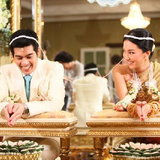 งานแต่งงานนุ่นวรนุช-ต๊อด ปิติ