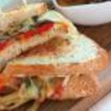 แซนด์วิชผักย่าง