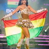 ชุดประจำชาติ Miss Grand International 2017