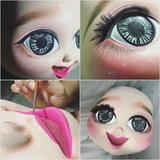 หน้ากากตุ๊กตา