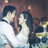 จีน่า อันนา ชุดแต่งงาน