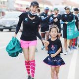 ก้อย รัชวิน ภาพจากโครงการ ก้าวคนละก้าว เพื่อ 11 โรงพยาบาลทั่วประเทศ