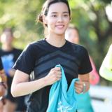 ดาราร่วมวิ่งในโครงการก้าวคนละก้าว