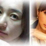 Yoon Eun Hye, ดาราไม่แต่งหน้า