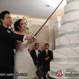 งานแต่งงานแป้ง อรจิรา