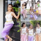 ชุดว่ายน้ำชุดไทย