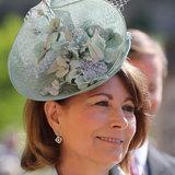 แฟชั่นหมวกของ Carole Middleton แม่เจ้าหญิงเคท