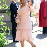 Oprah Winfrey พิธีกรชื่อดังระดับโลกชาวอเมริกัน