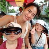 พลอย พลอยพรรณ - น้องพูม่ากับน้องแพนเตอร์