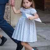 เจ้าหญิงชาร์ลอตต์ วัย 3 พรรษา