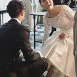 เจนี่ เทียนโพธิ์สุวรรณ แต่งงาน
