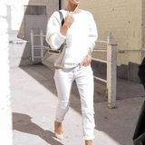 แฟชั่นชุดขาว