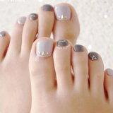 หวานมดไต่ กับ 15 ไอเดีย สีเล็บเท้า สุดละมุน แถมช่วยให้เท้าดูผ่องแบบสุดๆ