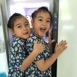 ลูกแฝดดารา