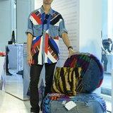 โครงการพัฒนาผลิตภัณฑ์และออกแบบลายผ้าไทยร่วมสมัย ชายแดนใต้