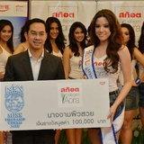 มิสไทยแลนด์เวิลด์ 2013