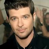 """Robin Thicke : Blurred Lines"""