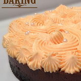 Chocolate Orange Cream Tart