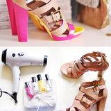 DIY รองเท้าเก่าสีจืดเป็นรองเท้าใหม่แสนจี๊ด!!