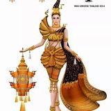 ชุดประจำชาติไทย มิสยูนิเวิร์ส