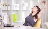 เทคนิคพิชิตโรคของ Office Girl