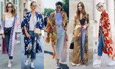 แฟชั่นเสื้อคลุม สไตล์กิโมโน เทรนด์ฮิต สวยชิคไปทั่วโลก