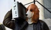 ปารีสแฟชั่นวีคจับนายแบบสวมหัวสุนัข เกาะกระแสต้านคุกคามทางเพศ