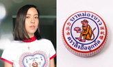 """จากตลับยาหม่องสู่แฟชั่นเสื้อยืด """"ตราลิงถือลูกท้อ"""" ของแบรนด์แฟชั่นสัญชาติไทย"""