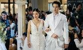 ดีเจต้นหอม ควง ซัน ประชากร เดินแฟชั่นโชว์ชุดแต่งงานสุดหรู