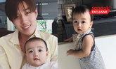 น้องซาชิ หรือ อี้ เลือดข้นคนจาง(ตอนเด็ก) หล่อถอดแบบ ต่อ ธนภพ