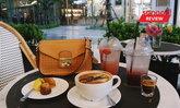 รีวิว Café de Longchamp จิบกาแฟ ทดลองเป็นสาวปารีเซียงตามแบบฉบับลองฌอมป์