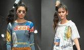 Kotohayokozawa เปิดตัวเสื้อผ้าคอลเลกชันฤดูใบไม้ร่วง-ฤดูหนาวที่ใช้ภาษาไทยตกแต่ง