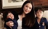 """รักสุดหัวใจของคุณแม่ลูกแฝด """"ออย-นภัสวรรณ พันธ์เจริญวรกุล"""""""