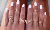 รวมไอเดียแมทช์การใส่แหวนให้ดูชิคๆ มีสไตล์