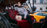 """ปังทุกลุค """"วี วิโอเลต"""" ลุคสดใสสไตล์สาว """"COACH"""" ส่งท้าย New York Fashion Week 2019"""