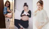 อัปเดตทำเนียบว่าที่คุณแม่แห่งวงการบันเทิง ดาราคนไหนตั้งท้องปี 2019 บ้าง