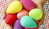 """เผย! 10 วิธีใช้ """"ฟองน้ำไข่"""" ที่ไม่ได้มีดีแค่เกลี่ยรองพื้น"""