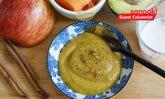 """เมนูอาหารลูกน้อย """"แอปเปิล มะละกอ อะโวคาโด พิวเร"""" สารอาหารเสริมไขมัน"""