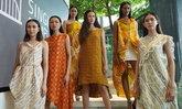 แฟชั่นโชว์ผ้าไหมสุดอลังการ โดย 4 นักออกแบบรุ่นใหม่