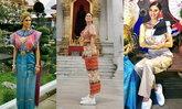 """""""เปีย วูร์ทซบาค"""" มิสยูนิเวิร์ส 2015 เที่ยวไทย พร้อมกับหลากลุคน่ารักที่ต้องซูม!"""