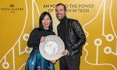 หญิงไทย ผู้ก่อตั้ง KogoPAY คว้ารางวัลชนะเลิศ Women in Tech Global Award Start Up 2019