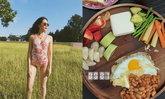 ตามส่อง! เมนูอาหารลดน้ำหนัก สร้างหุ่นสวย จาก ชมพู่ อารยา