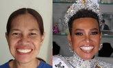 """น้องฉัตร แปลงโฉมช่างผม เป็น """"Zozibini Tunzi"""" Miss Universe 2019 เหมือนมาก!"""