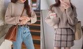 20 แฟชั่นเสื้อสเวตเตอร์น่ารักๆ รีบใส่ก่อนหมดหนาว!