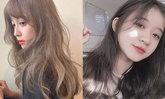 แบบผมลอนสวยๆ ทรงลอนคลายสไตล์เกาหลี