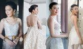 """7 ชุดกว่า 10 ล้าน! ชุดแต่งงาน """"บี มาติกา"""" สวยหรูสุดอลังการ งดงามทุกชุด"""