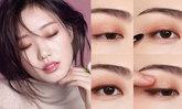 วิธีแต่งตาสีน้ำตาลธรรมดา ให้ออกมาสวย