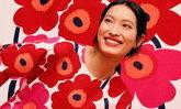อัปเดตแฟชั่นชุดแดง ใส่อย่างไรให้มงลงรับตรุษจีน จากแบรนด์ Marimekko