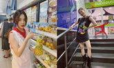 """ส่องภาพ """"ฮยอนอา"""" ไอดอลเกาหลี จัดแฟชั่นสุดแซ่บ รับลมร้อนเที่ยวเมืองไทย"""